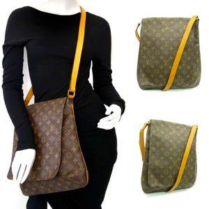 Monogram Musette Shoulder Bag by Louis Vuitton